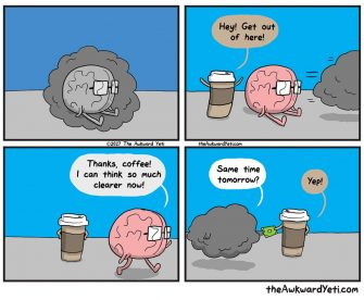 Addicitve Coffe