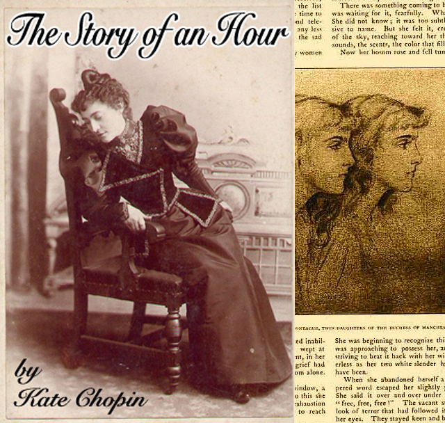 Story of an hour kate chopkin