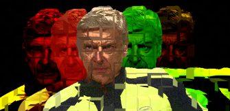 Arsene Wenger Arsenal Manager 2018