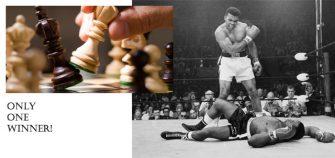 billions series chess, boximng