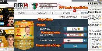 Fifa Ultimate Team Transfer Market