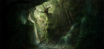 mystical aranya forest